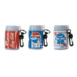 Dispensador Latas Refrescos 7x4.3cm Ferribiella