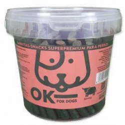 Barritas Ok For Dogs Buey 800g