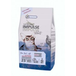 Impulse Cat Adult 8 Kg The Natural