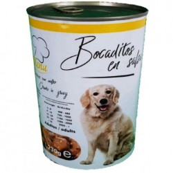 Bocaditos En Salsa Dog Pollo 1230gr