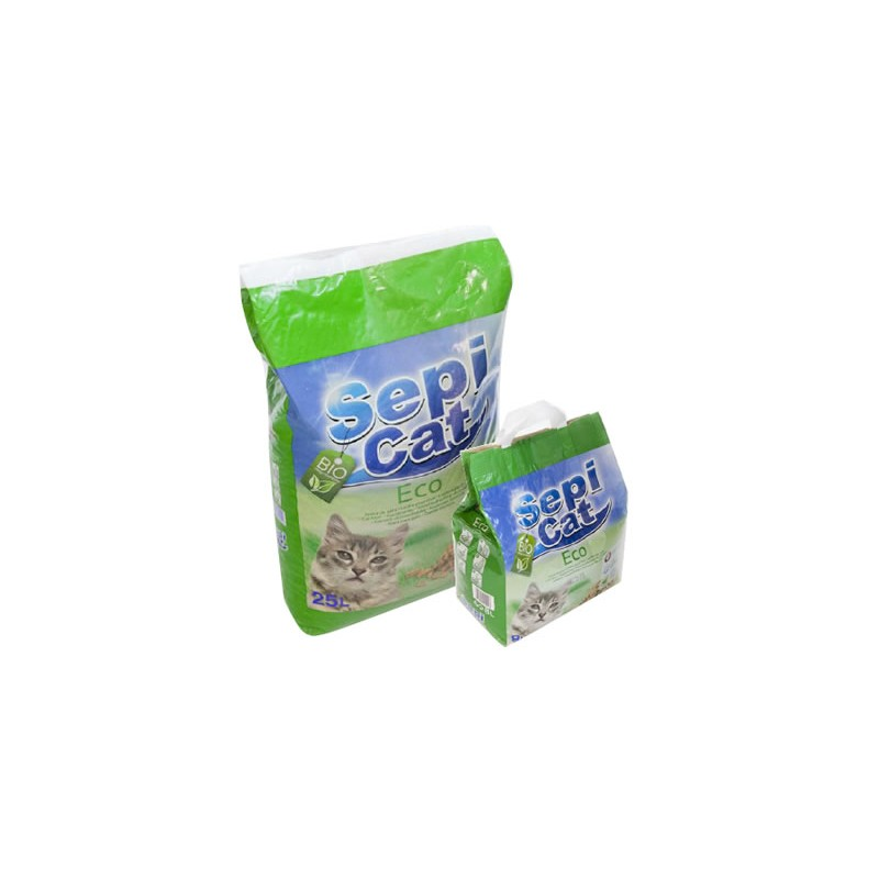 Sepicat Eco 25 L  lecho Vegetal