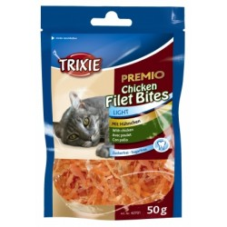 Premio Light Filet Bits Pollo 50 G