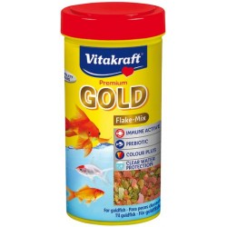Vitakraft Vita Gold Flakes 250 Ml