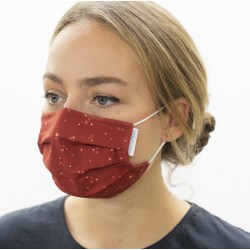 Sanity Mask KV96 Doble Capa Red Stars