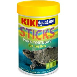 Kiki Sticks Tortugas 85gr./250ml