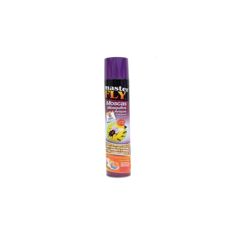Masterfly Insect.voladodores 750ml